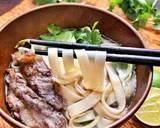 Easy Vietnamese Pho Noodle Soup langkah memasak 4 foto