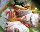 Sop Ikan Kakap Merah langkah memasak 3 foto