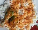 Katombo / Kembung Kuah Tomat langkah memasak 8 foto