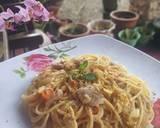 Spaghetti Aglio Olio langkah memasak 5 foto