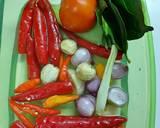 Pepes Udang langkah memasak 1 foto