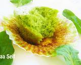 صورة الخطوة 1 من وصفة Spinach cupcakes