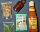 #131 Takoyaki langkah memasak 1 foto