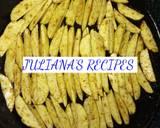 Pan potato wedges recipe step 4 photo