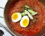 Bihun Kuah Daging Pedas langkah memasak 3 foto