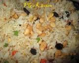 Thai Pineapple Fried Rice (KHAO PHAD SAPPAROT) recipe step 3 photo