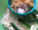 Sawut Singkong - gula merah langkah memasak 1 foto