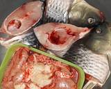 Pepes Ikan Mas Presto langkah memasak 1 foto