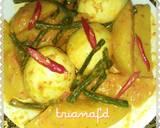 Gulai kentang telur langkah memasak 4 foto