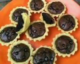 Pie brownies #pr_browniesDCC langkah memasak 4 foto