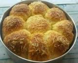 Roti Sobek Manis Tanpa Ulen langkah memasak 12 foto