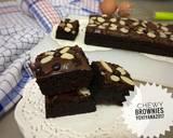 Chewy brownies langkah memasak 10 foto