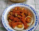 Telur Asin & Jengkol Balado langkah memasak 3 foto
