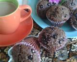 Muffin Coklat (No Mixer) langkah memasak 7 foto