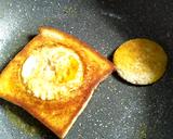 Egg Toast langkah memasak 3 foto