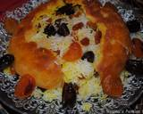 Rice with dried fruits (Shirin polow) recipe step 14 photo