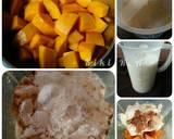 """Mango Lassi a la Mba Endang """"JTT"""" langkah memasak 2 foto"""