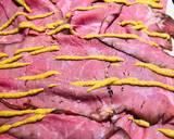 Roast Beef 🥩 and Provolone Stromboli