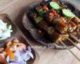 Sate Tempe #rabubaru langkah memasak 8 foto