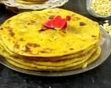 Puran poli/purnam poori recipe step 5 photo