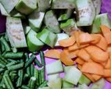 Sayur Lodeh Khas Sunda langkah memasak 1 foto