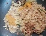 Veg Sushi with leftover rice recipe step 4 photo