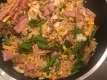 ข้าวผัดไข่และแฮม เมนูอาหารง่ายๆช่วงเวลาการกักตัว โควิด-19