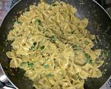 Basil Corn Pasta recipe step 13 photo