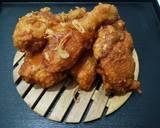 Thai fried chicken langkah memasak 5 foto