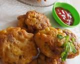 Macelor (macaroni telor) langkah memasak 9 foto