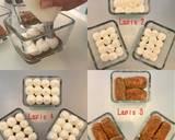 No Bake Tiramisu langkah memasak 6 foto