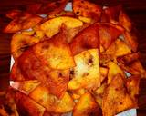 Mike's Peppered Fruit Salsa With Cinnamon Chips recipe step 5 photo
