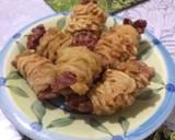 Sosis gulung mie ala fe #bandung_recooklenidenyra langkah memasak 3 foto
