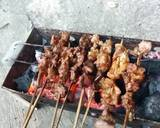 27. Sate kambing langkah memasak 4 foto