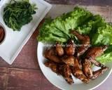 Honey Spicy Chicken Wings langkah memasak 6 foto