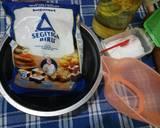 Siomay ayam udang (homemade) langkah memasak 1 foto