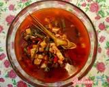 Kacang Panjang Kuah Tauco langkah memasak 5 foto