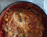Korean BBQ: Ssamjang langkah memasak 2 foto