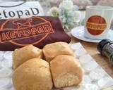 Roti Keto Mak Iwa~ Meet Up Ketopad 16/9/18 langkah memasak 12 foto