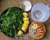 Bening Selada Air & Jagung langkah memasak 1 foto