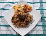 Nasi Kebuli Kambing ala Teteh Tyas langkah memasak 13 foto