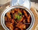 Talawa Gosht (Kambing Goreng Pedas ala India) langkah memasak 10 foto