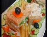 Chicken mayonnaise sandwiches recipe step 5 photo