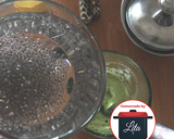 (Detox) Jus Mint Lemon Chia Madu segar #homemadebylita langkah memasak 5 foto