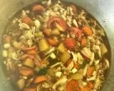 Sayur capcay langkah memasak 3 foto
