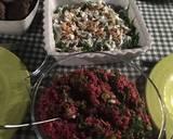 Purslane Salad With Strained Yogurt Sauce recipe step 5 photo