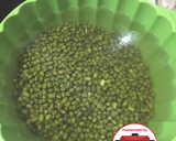 Bubur kacang ijo santan joss mudah #homemadebylita langkah memasak 1 foto