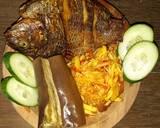 Ikan Nila Goreng Sambal Mangga langkah memasak 7 foto