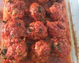 Pieczone pulpeciki z marchewką w sosie pomidorowym krok przepisu 5 zdjęcie