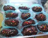 114) Kurma Coklat Kenari #prRamadan_kukirainikukis langkah memasak 5 foto